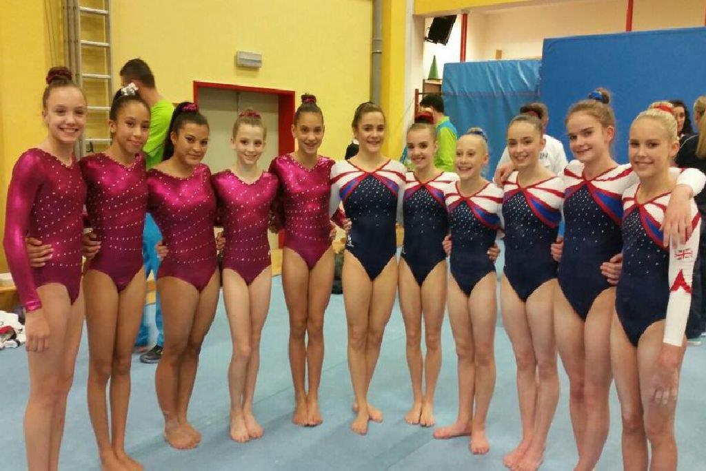 Wynland Gymnastics Artistic