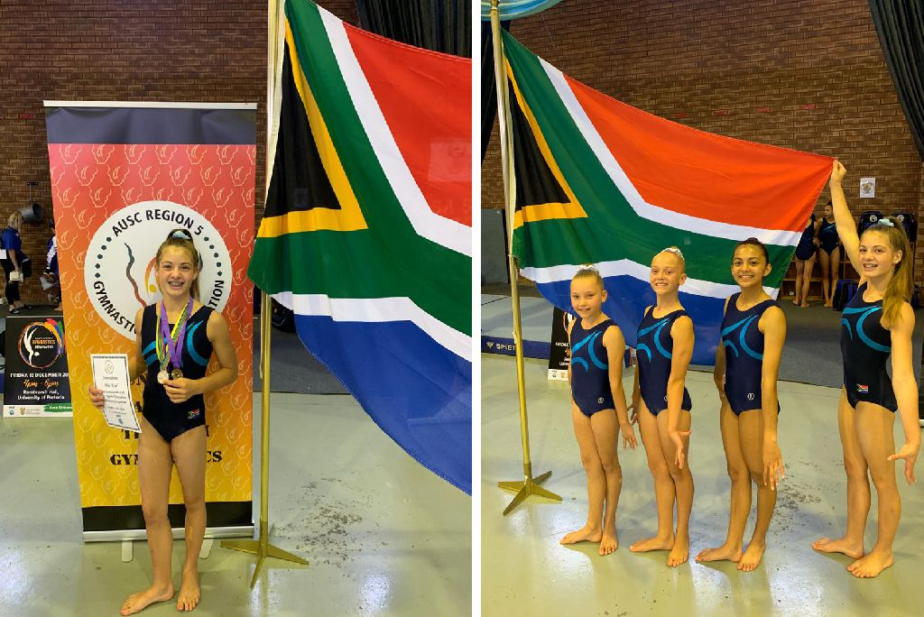 Wynland Gymnastics South African Ausc Region 5 Gymnastics Confederation