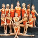 Wynland Gymnastics in Malta International Competitions 2018