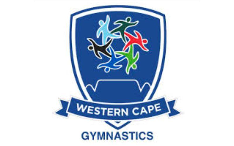 Western Cape Gymnastics Emblem Logo