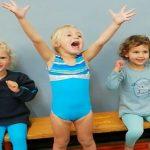Wynland Gymnastics Kidi Gym Builds Confidence