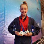 Wynland Gymnastics Namibia Regional 5 - 1st place