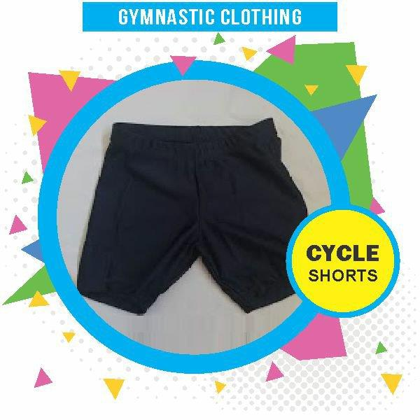 Wynland Kidi Gym Gymnastics Boys Cycling Shorts