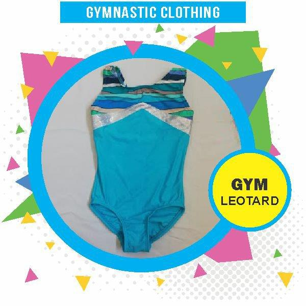 Wynland Kidi Gym Gymnastics Girls Leotard