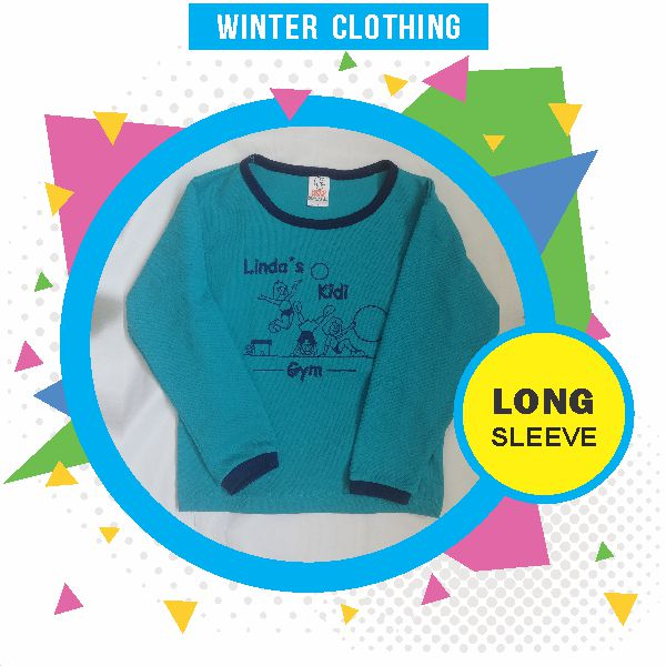 Wynland Kidi Gymnastics Winter Clothing Long Sleeve
