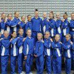 Wynland Gymnastics Group Photo