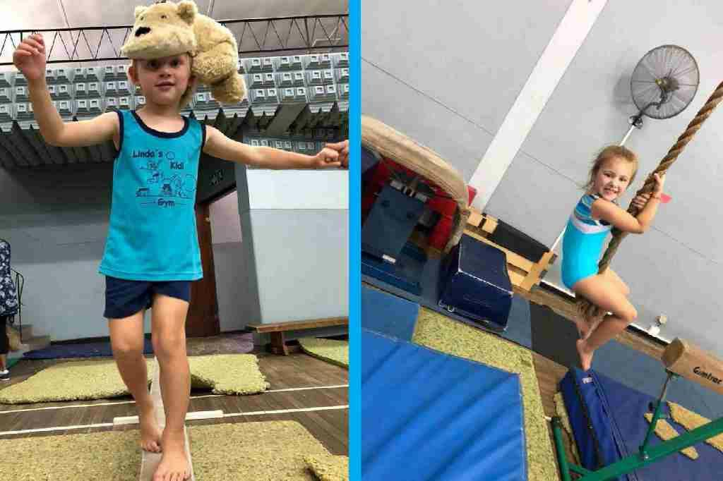 Wynland Gymnastics kidi-gym-gymnasts-rope-balancing