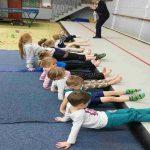 Wynland Gymnastics Kidi-gym-gymnasts-stretching-child-movement