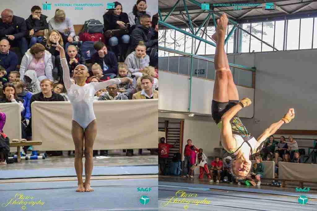 National Gymnastics Champs 2016