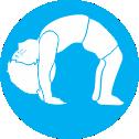 KidiGym Wynland Gymnastics Flexibility