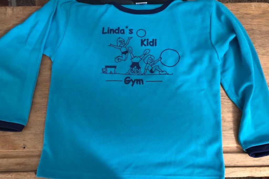 Kidi Gym Clothing
