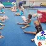 Wynland Kidi-Gym had loads of fun teaching our tumbling teddies new gymnastics skills on strength and flexibility.