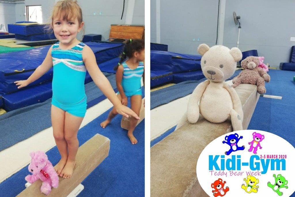 Kidi-Gym Teddy Bear Week