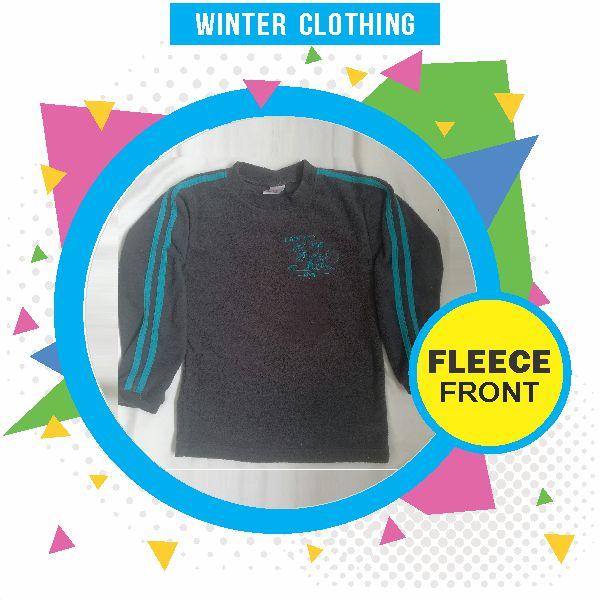 Wynland Kidi Gymnastics Winter Clothing Fleece Front
