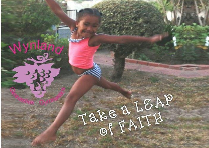 Leap Of Faith Day